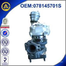 OEM: 078145701S k03 piezas del cargador turbo
