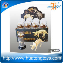2014 new products plastic skeleton of dinosaur model for sale made in China