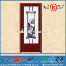 JK-AW9019 china style aluminum bathroom doors manufacturers