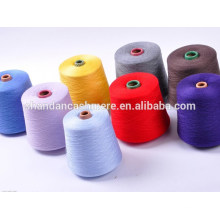 Fio de lã barato 100% fio de lã de Inner Mongolia fábrica China