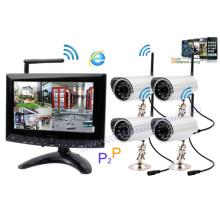 Witson Digital Wireless Camera Monitor Kit, Wireless DVR Kit, Wireless Monitor Kit