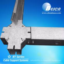 Сделано В Китае Pre-Гальванизированные Стальные Электрические Токопроводы Производство