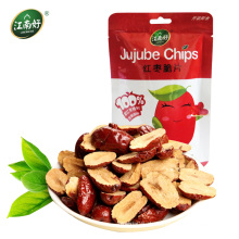 Getrocknete rote Jujube Chips / Red Jujube knackige Scheibe 15g