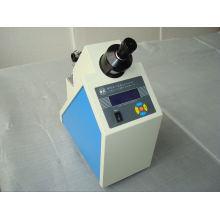 Réfractomètre d'abbe d'affichage numérique d'instrument optique de haute performance