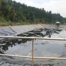 HDPE/LDPE Geomembrane for Prefabricated Vertical Drain