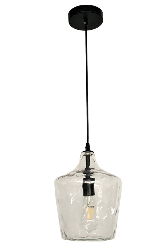 Lamp Clear Glass