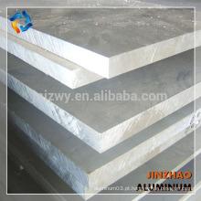 Folha de alumínio de alta qualidade 6082 t6 para indústria