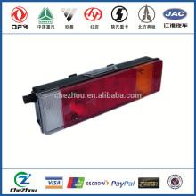 Conjunto de luz trasera trasera 37ZB1-73010 para piezas de camiones dongfeng