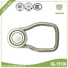 Rodillo de pista de cortina de suspensión de montaje de acero inoxidable