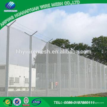 Favorable price new design cast iron welded wire mesh fence top selling products in alibaba