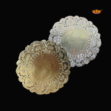 Customized Printing Promote Lace Foil Doilies