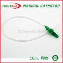 Cateter de sucção de controle de dedo hospitalar HENSO