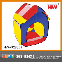 Hot Selling Foldable Kids Play Tent House With EN71 Certificate