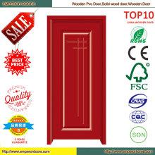 Puerta de madera de diseño de alta calidad