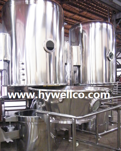 Damp Powder Boiling Drying Machine
