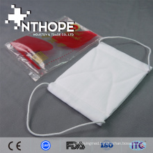 100%cotton hospital product gauze mask for sale