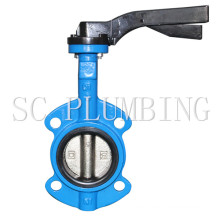 Butterfly Valve Wafer Type for Pipe Line