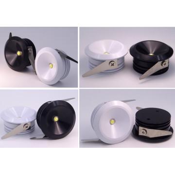 Luz de gabinete redondo LED Dimmable