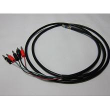 faisceau de câbles de voiture avec boîte à fusibles