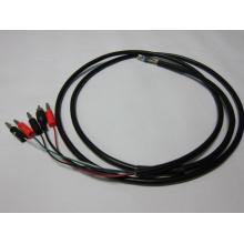 telar de cableado de coche con caja de fusibles