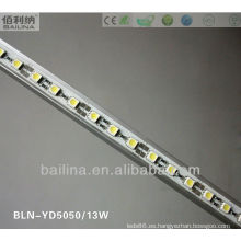 impermeable de 5050 SMD led crece la luz bar