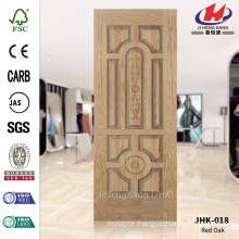 JHK-018 Good Sell In Iran Complexity Veneer Door Skin