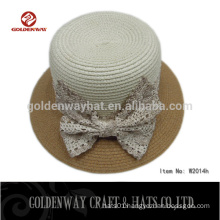 new style ladies' beach straw hat adult size
