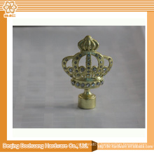 Wholesale High Quality Made in China Iron Curtain Finial