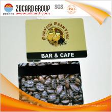 Plastic Printing Glossy Face Membership ID Card