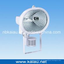 PIR Sensor Halogenlampe (KA-FL-150D)
