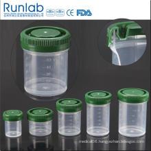 FDA Registered 60ml Histology Specimen Containers
