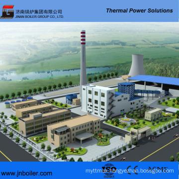 75 T/H Medium Temperature and Pressure Gas-Fired Boiler