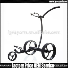 light weight golf trolley