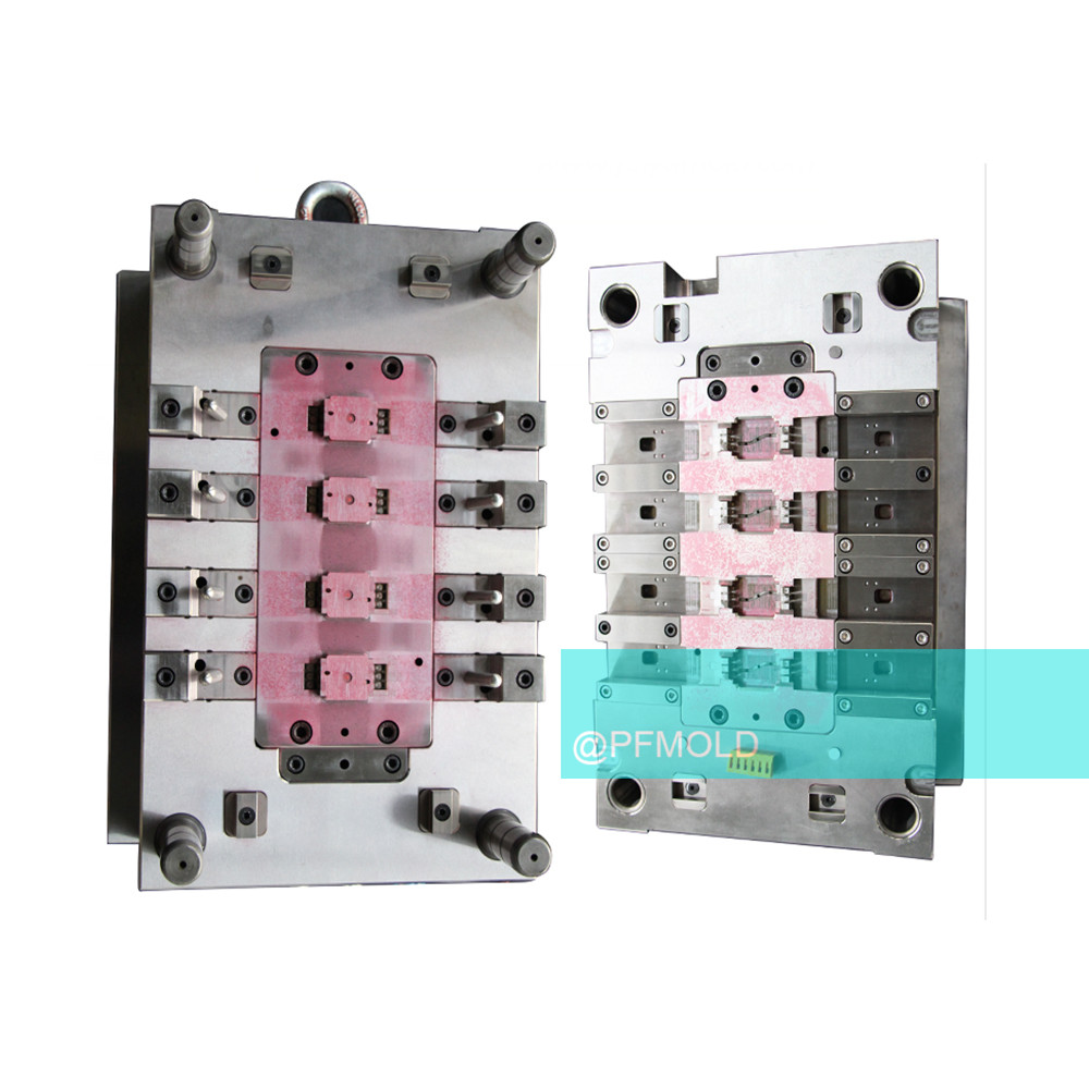 Technical custom injection mold