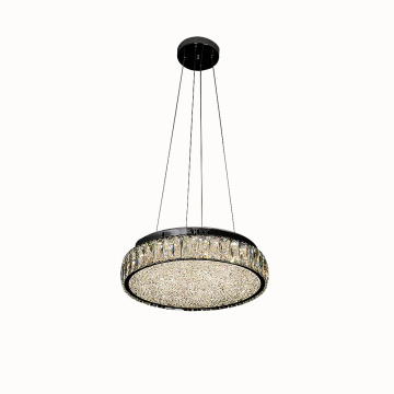 Enchufe de fábrica K9 Crystal led chandelier fabricante