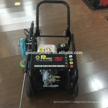 Machine de nettoyage pour outils de jardin Nettoyeur à essence à haute pression à essence