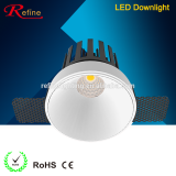 High quality ceiling led down lightings 9w 15w 20w/dimmable led downlight
