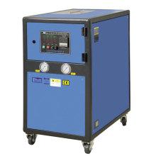 Resfriador industrial revestido refrigerado água