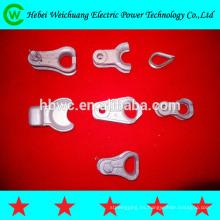 Dedales de alta calidad de montaje de energía eléctrica