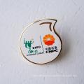 Football Shape Lapel Pin, Custom Special Badge (GZHY-LP-010)