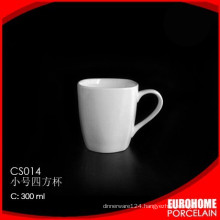 stock banquet event and airline chinese white ceramic mug