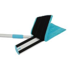 Microfiber Dust Flat Aluminum Washable Cleaning Frame Mop