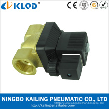 Solenoid Valves (KL523) / Pilot Acting/ Brass Body/ for Air