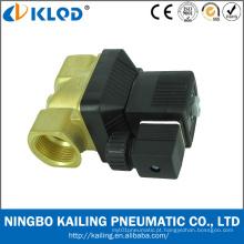 Válvulas de solenoide (KL523) / piloto corpo agindo / bronze / para ar