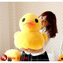 New Arrival Good Quality Super Soft Plush Big Yellow Duck