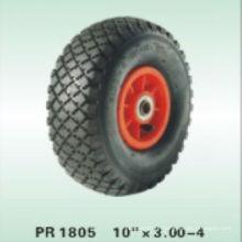 Pneumatic wheel 10x3-4 8x2.5-4 280/250-4 10x3-4 10x3.5-4 9x3.5-4