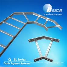 Electrical Hot Dip Galvanized HDG /Pre-Galvanized Steel Ladder Supplier