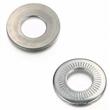 Gr5 Titanium serrated washer