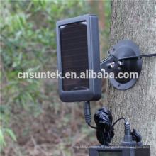 Chargeur de panneau solaire pour caméra de chasse Suntek
