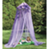 Round Lace Dome Princess bed mosquito nets